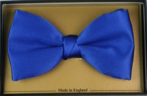 Hunt & Holditch Poly Satin Ready Tied Bows -  Coloured