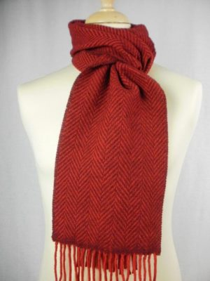 John Hanly & Co. Ltd Merino Wool & Cashmere Scarves