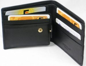 Rowallan Venetian Leather Wallet Great For Cards