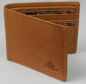 Rowallan Victor Standard Leather Wallet