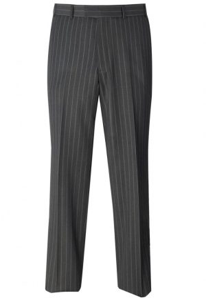 Brook Taverner Epsom Suit Trouser - Pinstripe