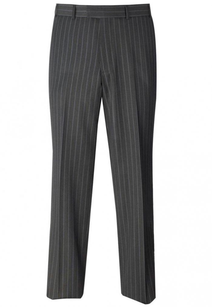 Brook Taverner Epsom Suit Trouser - Pinstripe