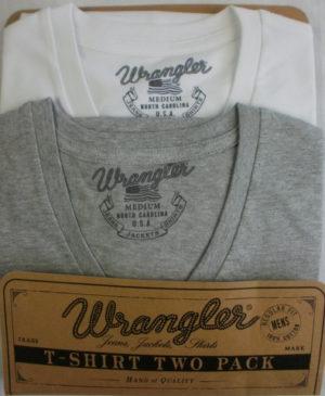 Wrangler Two Pack Tee