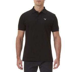 Barbour Mens Sports Polo Shirt 215G