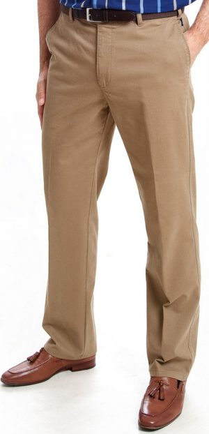 Bruhl Cotton Trousers - Sand