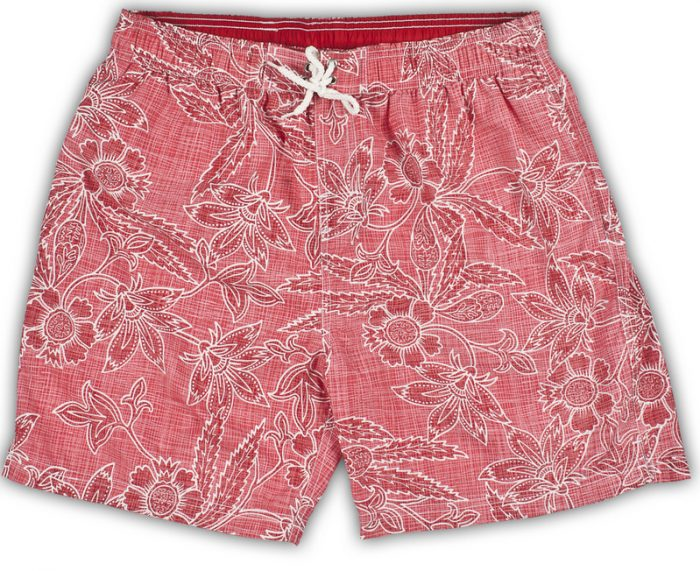Baileys Swim shorts - Floral