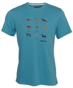Barbour Dog Tee Shirt
