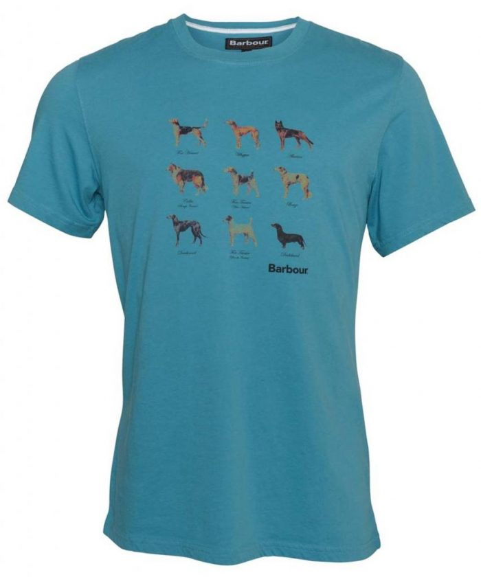 Barbour Dog Tee Shirt