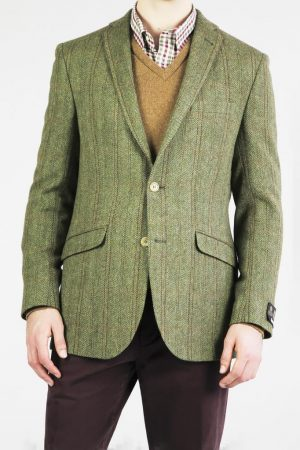 Barbour Gadwall Tailored Jacket - Sage