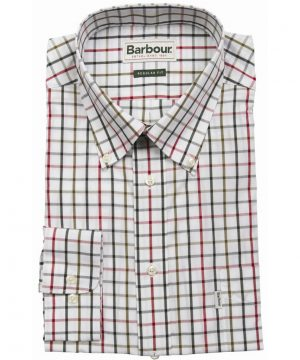 Barbour Men's Meare Long Sleeve Shirt