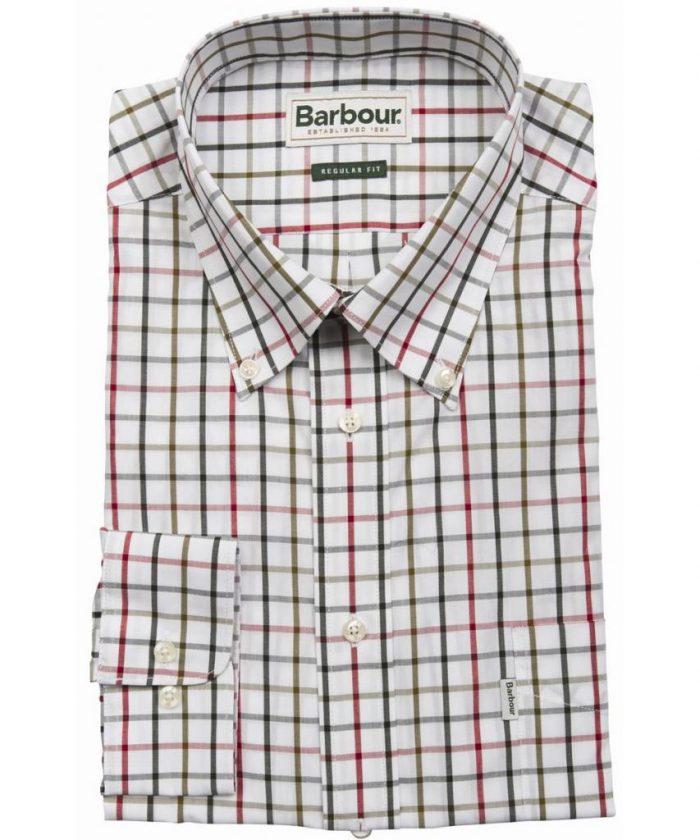 Barbour Men's Meare Long Sleeve Shirt