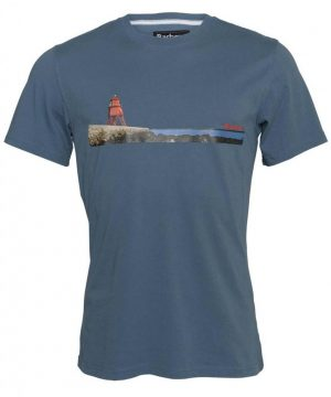 Barbour Photo Beacon Tee Shirt