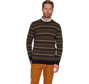 Barbour Rombald Crew Neck Sweater