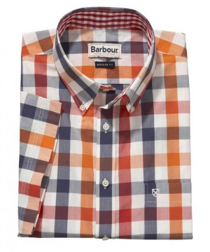 Barbour Santon Short Sleeved Shirt