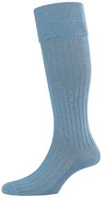 HJ Bermuda Golf Socks - Long