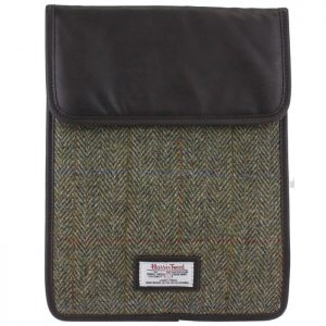 British Bag Company - Harris Tweed iPad Case