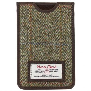 British Bag Company - Harris Tweed Phone Case