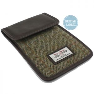 British Bag Company - Harris Tweed Mini iPad Case