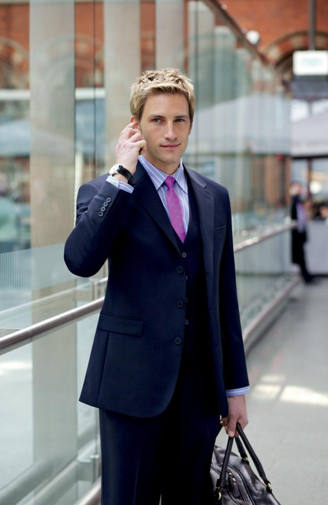 Brook Taverner Imola Suit Jacket - 3 Buttons