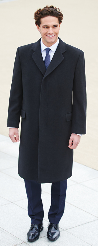 Brook Taverner Bond Overcoat