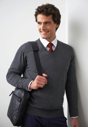 Brook Taverner Boston Sweater - V- Neck