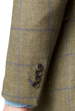 Brook Taverner Breedon Tailored Fit Jacket