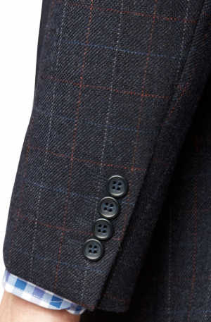 Brook Taverner Camberley Jacket - Navy