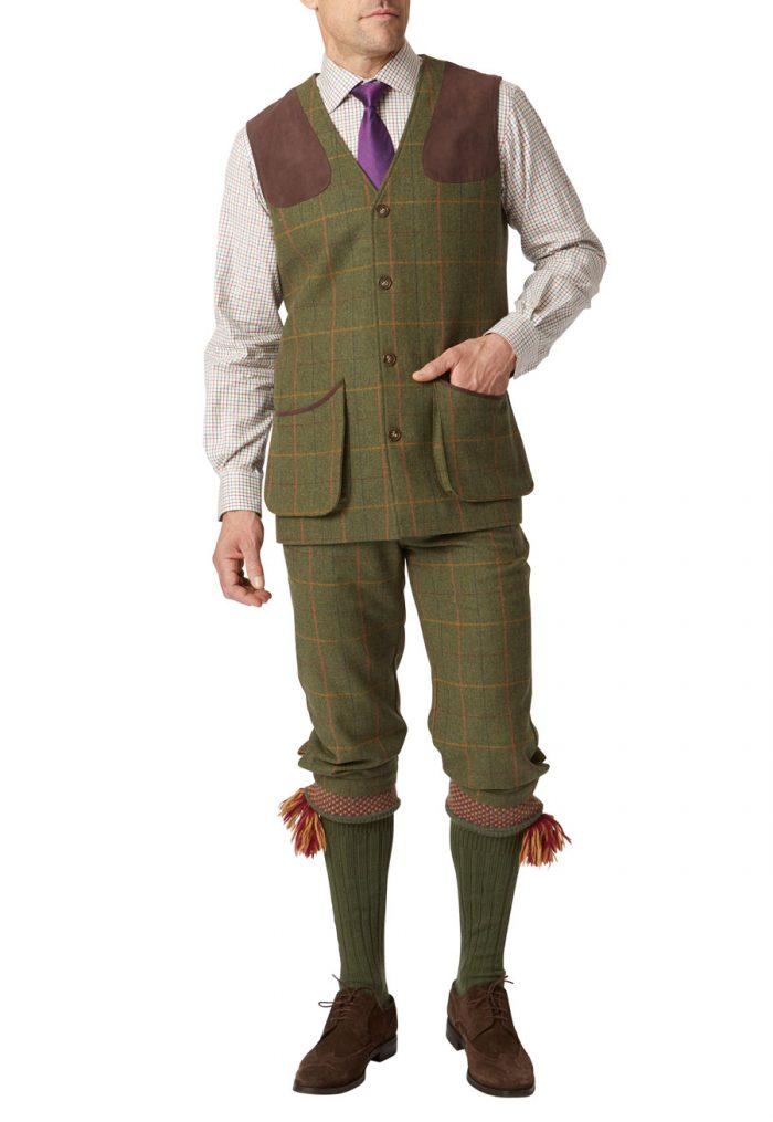 Brook Taverner Chatsworth Tweed Breeks