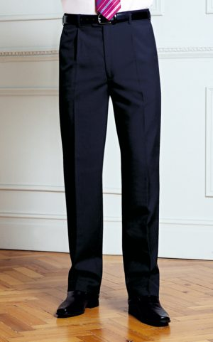 Brook Taverner Imola Single Pleat Trousers