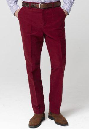 Brook Taverner Kibworth Mole Skin Trousers