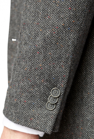 Brook Taverner McCloud Tailored Fit Jacket