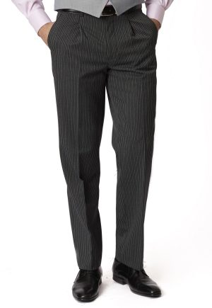 Brook Taverner Morning Wear Striped Trousers