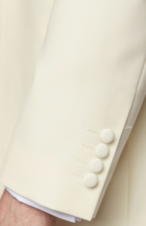 Brook Taverner Savoy Tuxedo - White