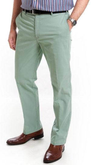 Bruhl Cotton Trousers - Mint
