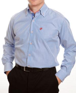 Culture Smart  Shirt - Blue Stripe