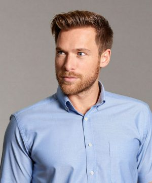 Disley Button Down Oxford Men's Shirt