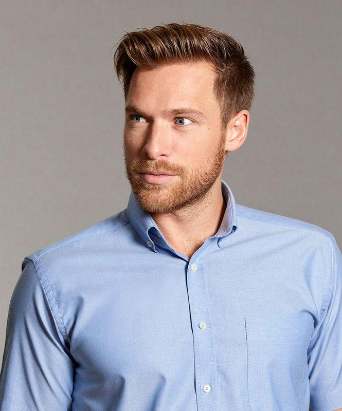 Disley Button Down Oxford Men's Shirt