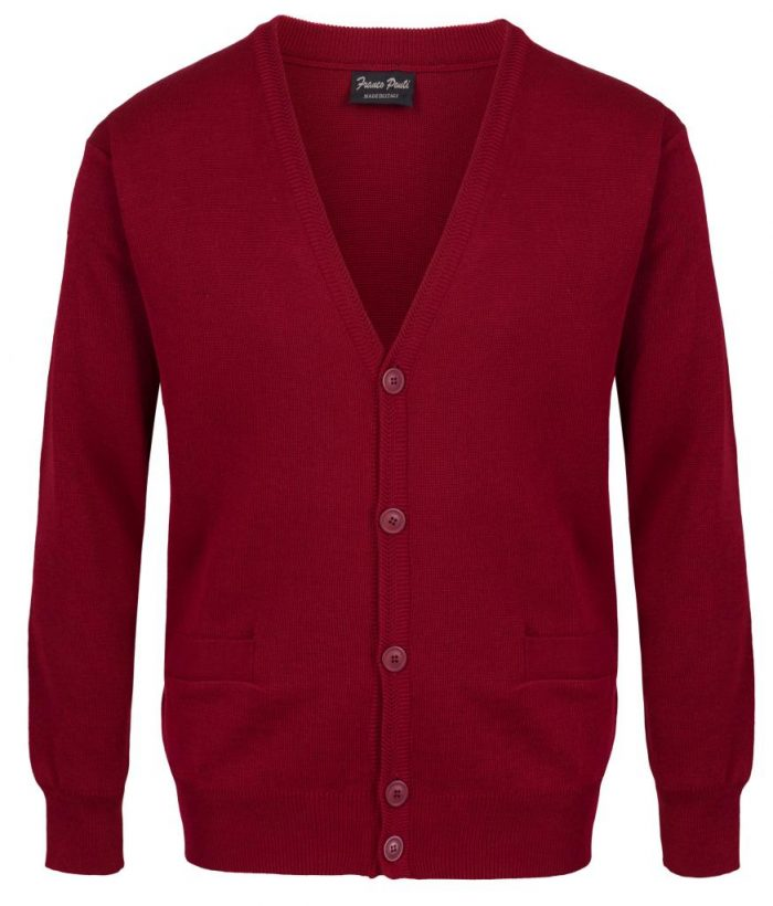 Franco Ponti Cardigans With Pockets