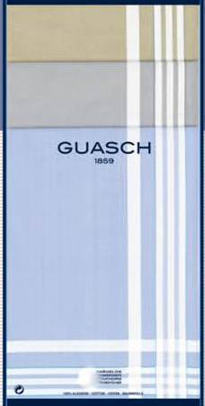 Guasch 3 Pack Coloured  Handkerchiefs D118