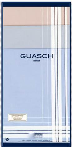 Guasch 3 Pack Coloured Handkerchiefs D120