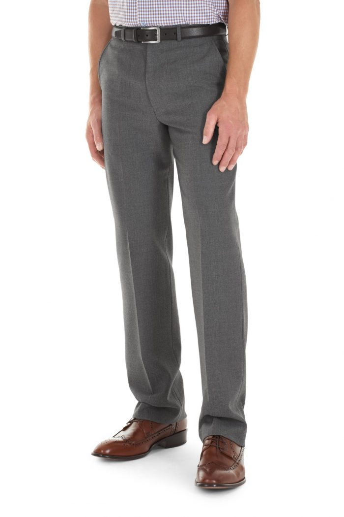 Gurteen Cologne Flannel Trousers