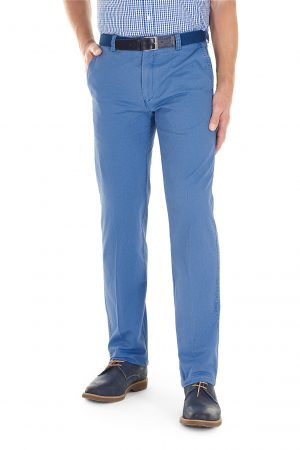 Gurteens Longford Stretch Cotton Chino