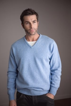 Hawick V- Neck Jumper
