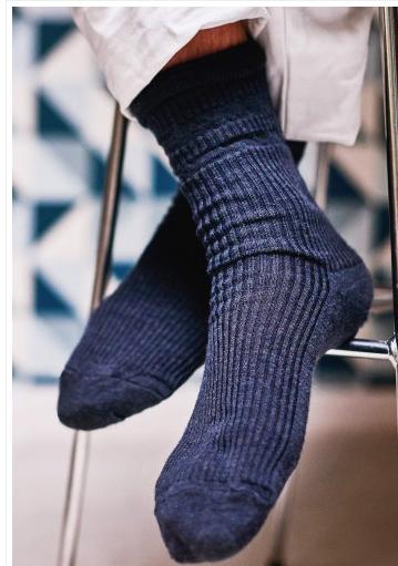 HJ SofTops Wool Mix Socks
