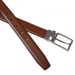 Ibex Leather Reversible Belts