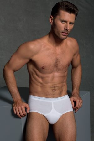 Jockey Classic 3 Pack Y-Front Briefs