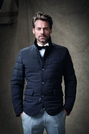Jupiter Nuremberg Quilted Coat