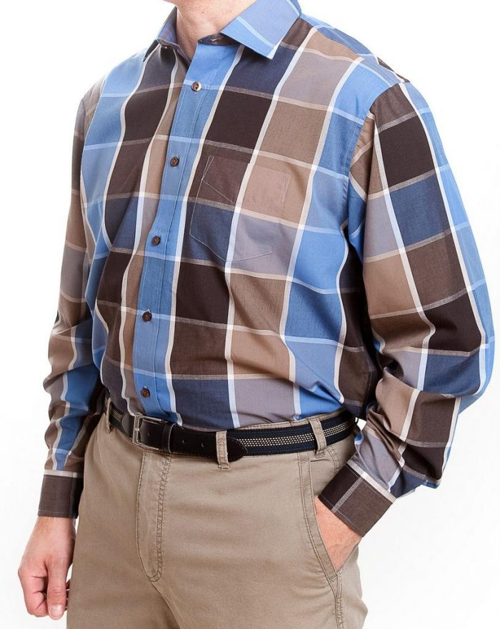 Link Camelot Casual Shirt - Long Sleeved