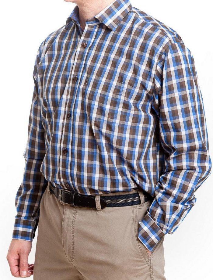 Link Agar Casual Shirt - Long Sleeved