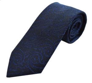 Lloyd Attree & Smith Woven Silk Ties - D9001